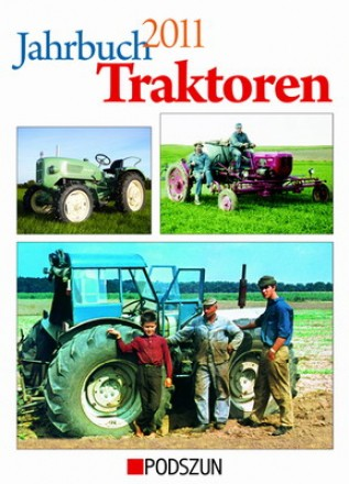 Jahrbuch Traktoren 2011