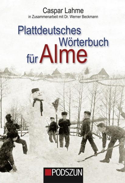 Plattdeutsches Wörterbuch für Alme