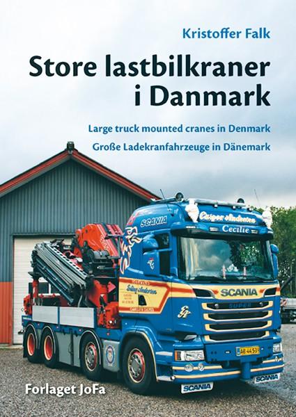Große Ladekranfahrzeuge in Dänemark