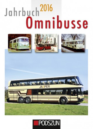 Jahrbuch Omnibusse 2016