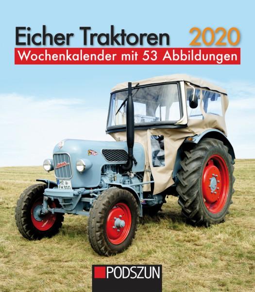 Eicher Traktoren 2020 Wochenkalender