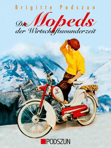 Mopeds der Wirtschaftswunderzeit