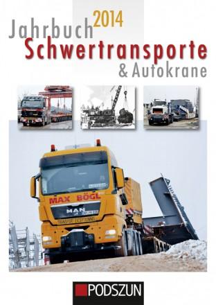 Jahrbuch Schwertransporte 2014