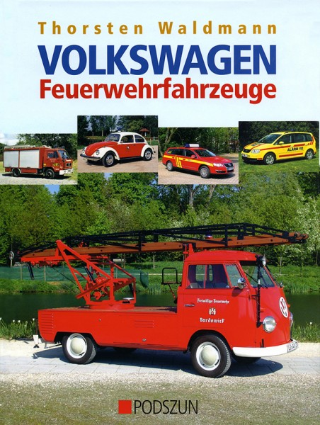 T. Waldmann: VW Feuerwehrfahrzeuge